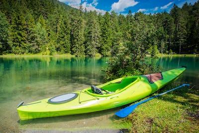 Scenic Kayak Trip