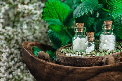 Homeopathy Close Up
