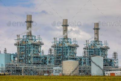 Modern multi fuel power plant