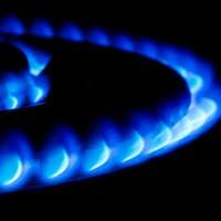 giant gas stove