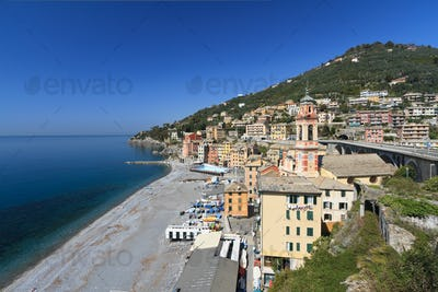 Sori, Italy - oveview