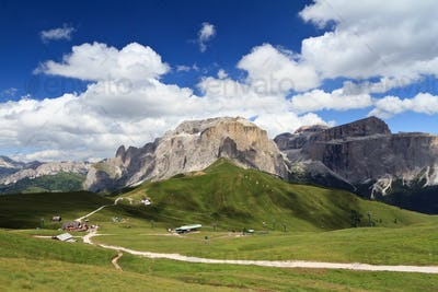 Sella group, Italian Dolomites