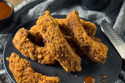 Homemade Deep Fried Ribs