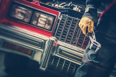 Classic Car Repair Restoration