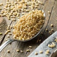Raw Organic Short Grain Brown Rice