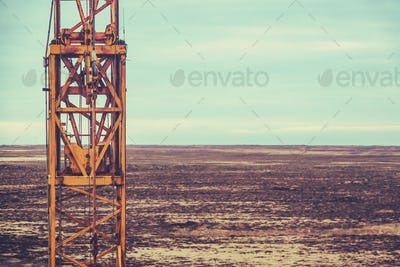 Texas Oil Field Machinery