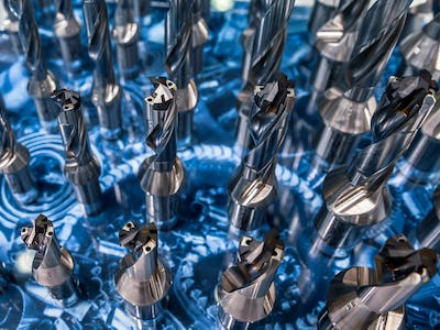 Milling cutters are cutting tools typically used in milling mach