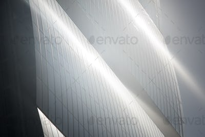 Isozaki tower at Citylife, in Milan
