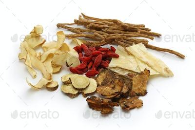 malaysia bak kut teh ingredients, traditional chinese herbal medicine