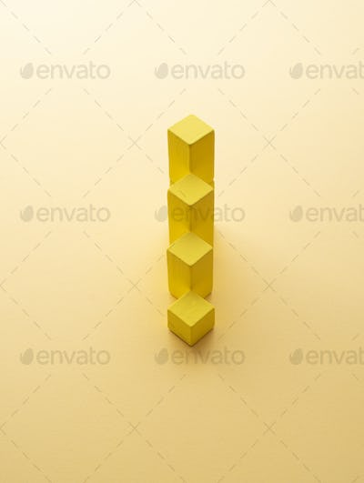 Yellow Cubes