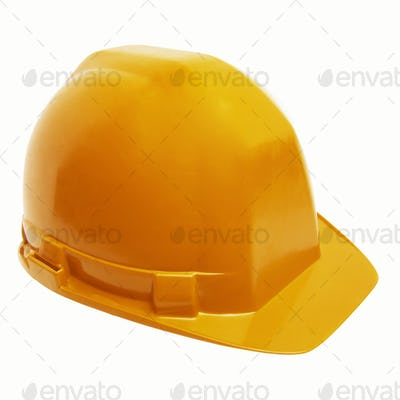Construction Hard Hat isolated