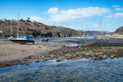 Fishguard in Wales