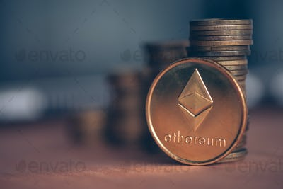 Trading with Ethereum cryptocurrency