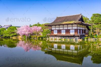Heian Shrine Japan