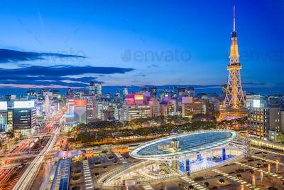 Nagoya, Japan Skyline