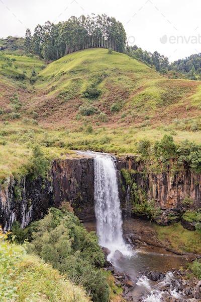 Sterkspruit waterfall near Monks Cowl
