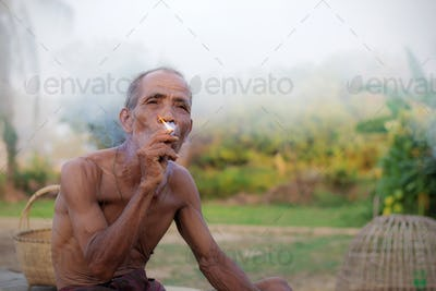 Older people are smoking