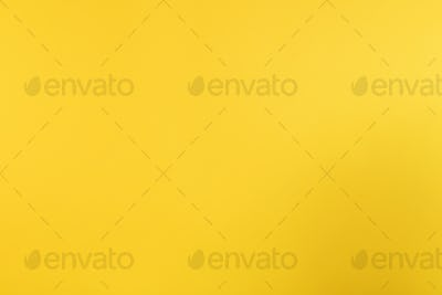 A yellow background.