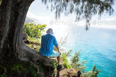 Hike in Na Pali