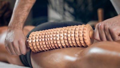 Anti Cellulite Madero Therapy Massage