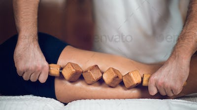 Anti Cellulite Madero Therapy Massage