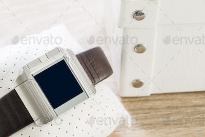 Touch screen smart watches