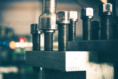 Industrial Grade Bolts