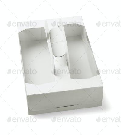 Takeaway Cake Box
