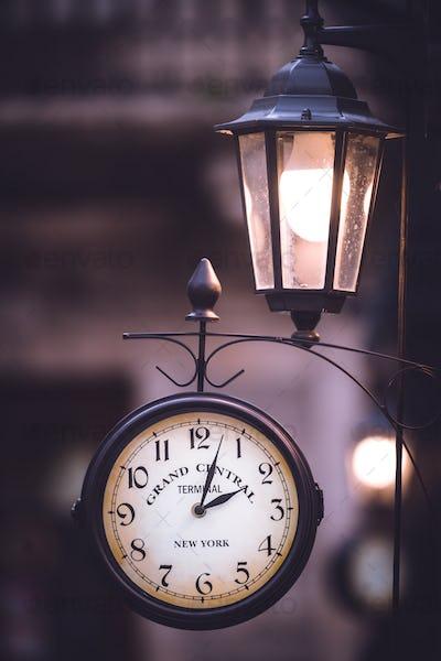 Grand Central Terminal New York Clock