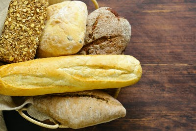 Organic Bread Assortment