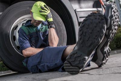 Truck Driver Problem