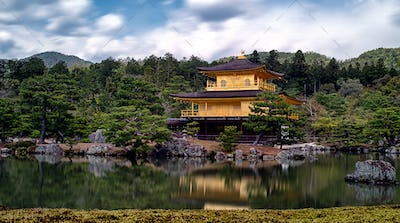 Golden Temple of Kyoto