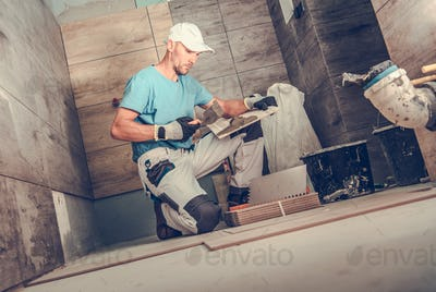 Bathroom Remodeling by Men