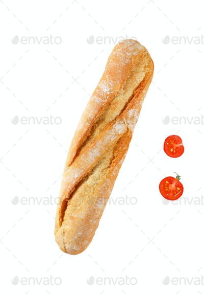 short French baguette