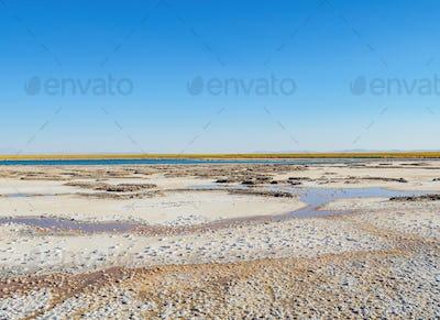 Salar de Atacama in Chile