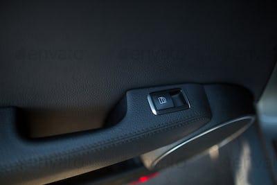 Window switch in car