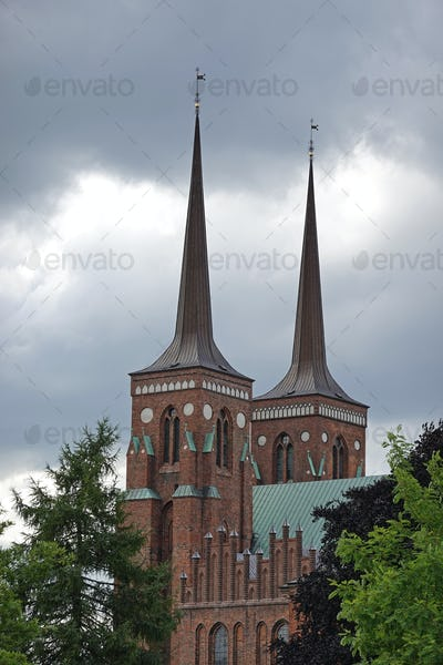 Roskilde cathedral of kings
