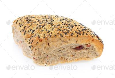 sesame bun bread