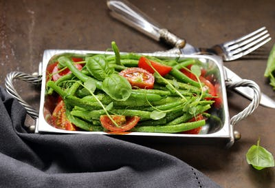 Salad of Green Beans