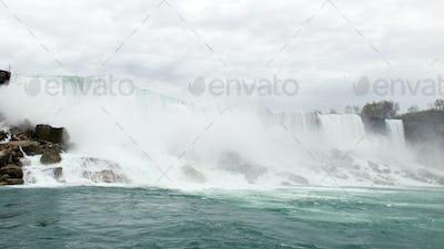 Niagara Fall landscape