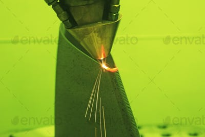 printer printing metal 3D