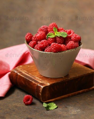 Organic Raspberry Berry