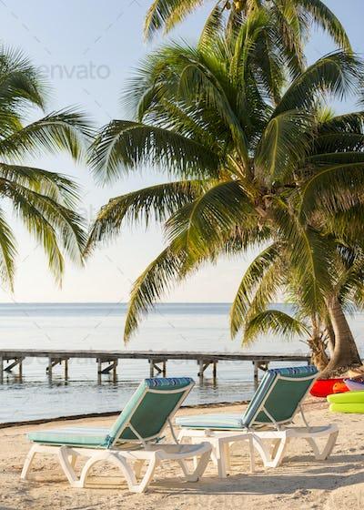 Summer Resort Vacation