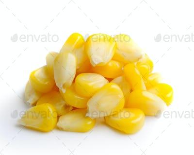 Sweet whole kernel corn