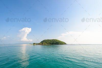 Ko Tae Nai island in Thailand