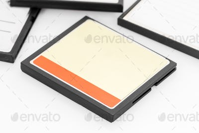 Compact flash memory cards-3