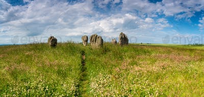 The Duddo Stones