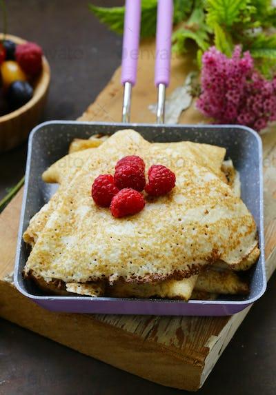 Thin Pancakes