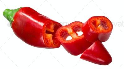 Kalocsai v2 hungarian paprika pepper, paths