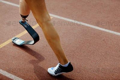 start line artificial leg limb women